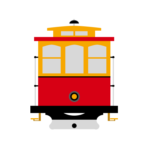 Tiger Town Trolley